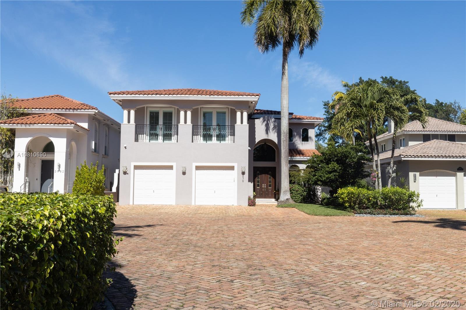 3979 Poinciana Closed Rd, Coral Gables, Florida