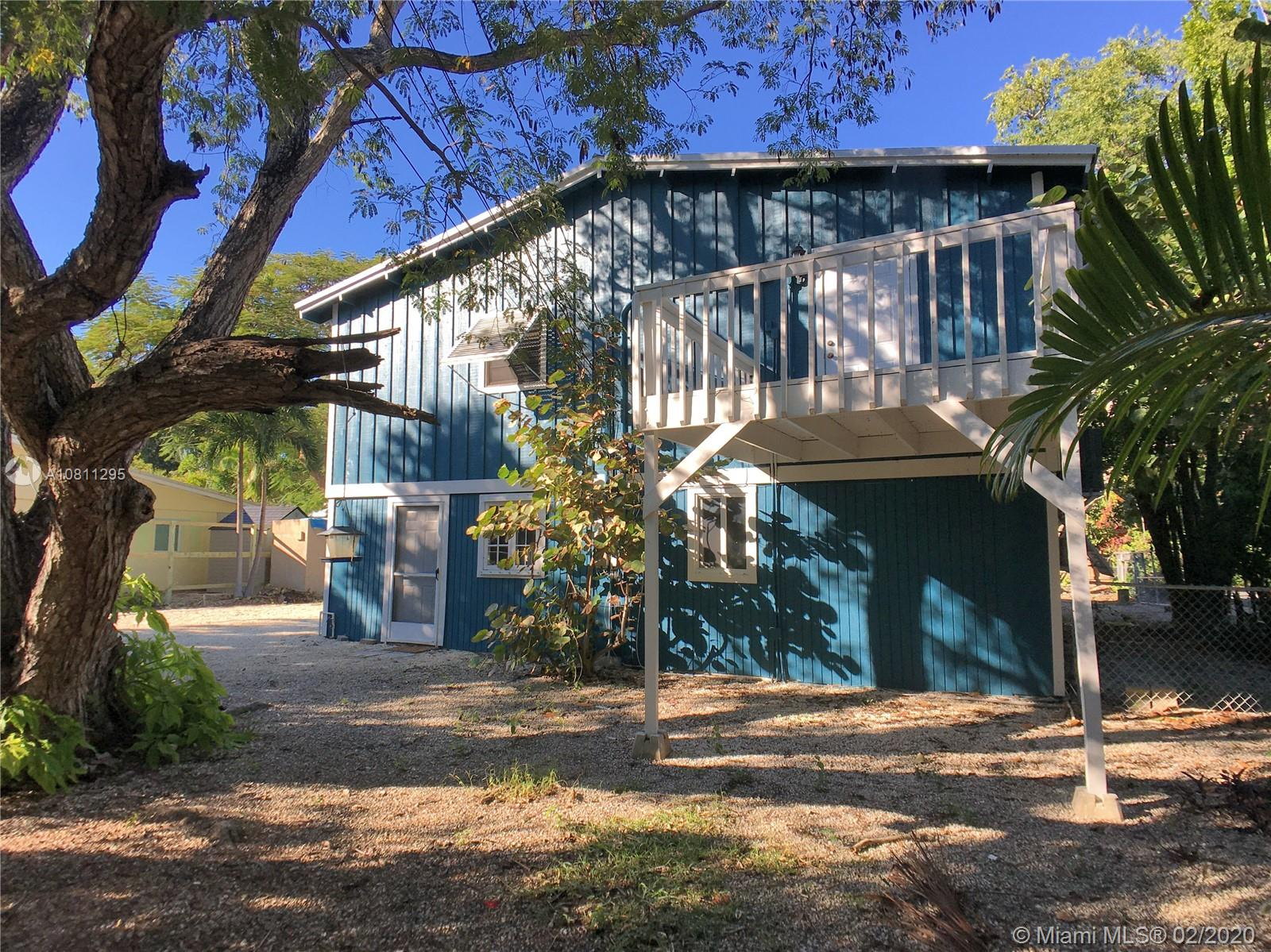 120 South Bay Harbor Drive, Key Largo in Monroe County County, FL 33037 Home for Sale