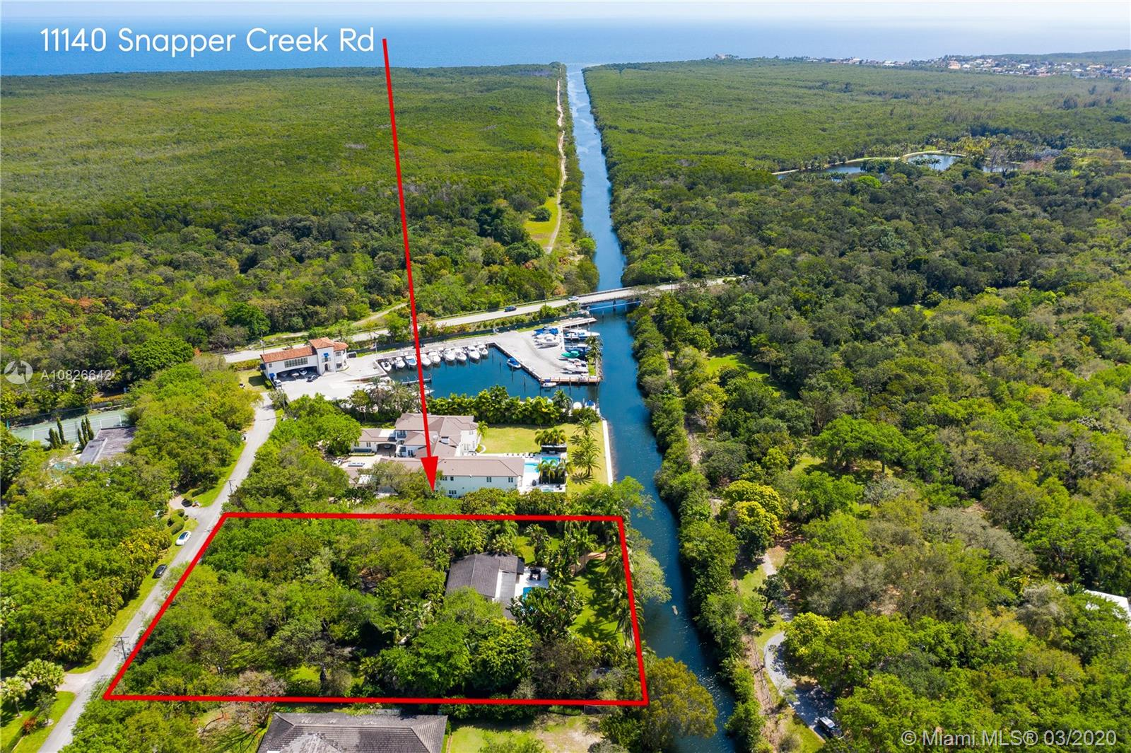 11140 Snapper Creek Rd Lot 9, one of homes for sale in Coral Gables
