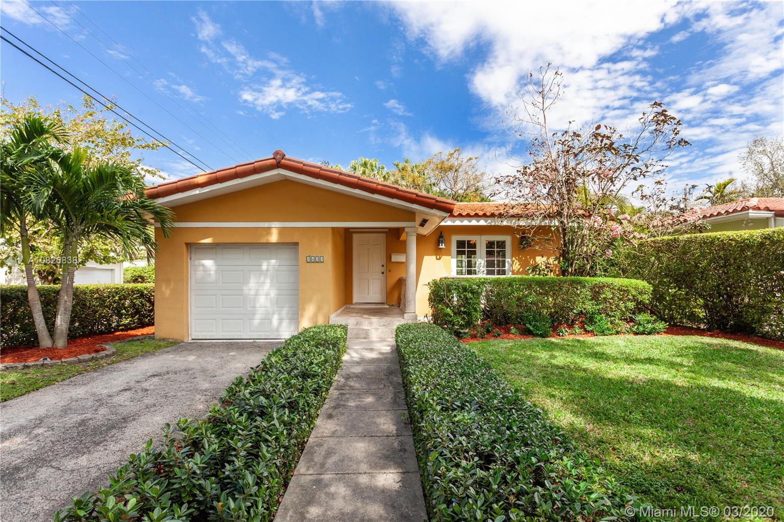 1433 Messina Ave, Coral Gables in Miami-dade County County, FL 33134 Home for Sale