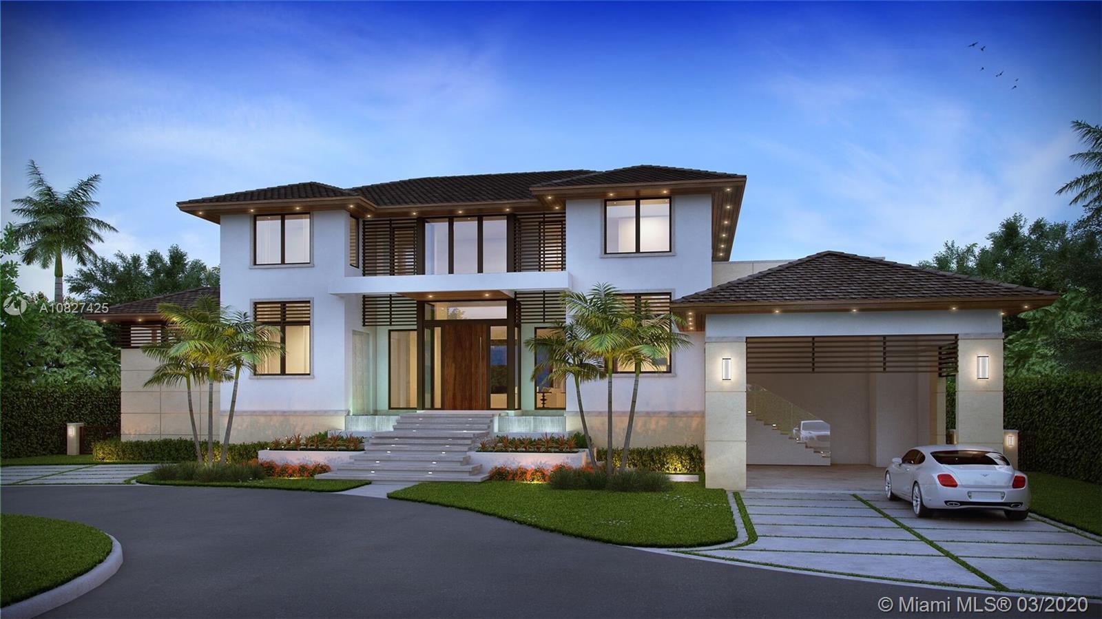 13007 San Jose Street, Coral Gables, Florida