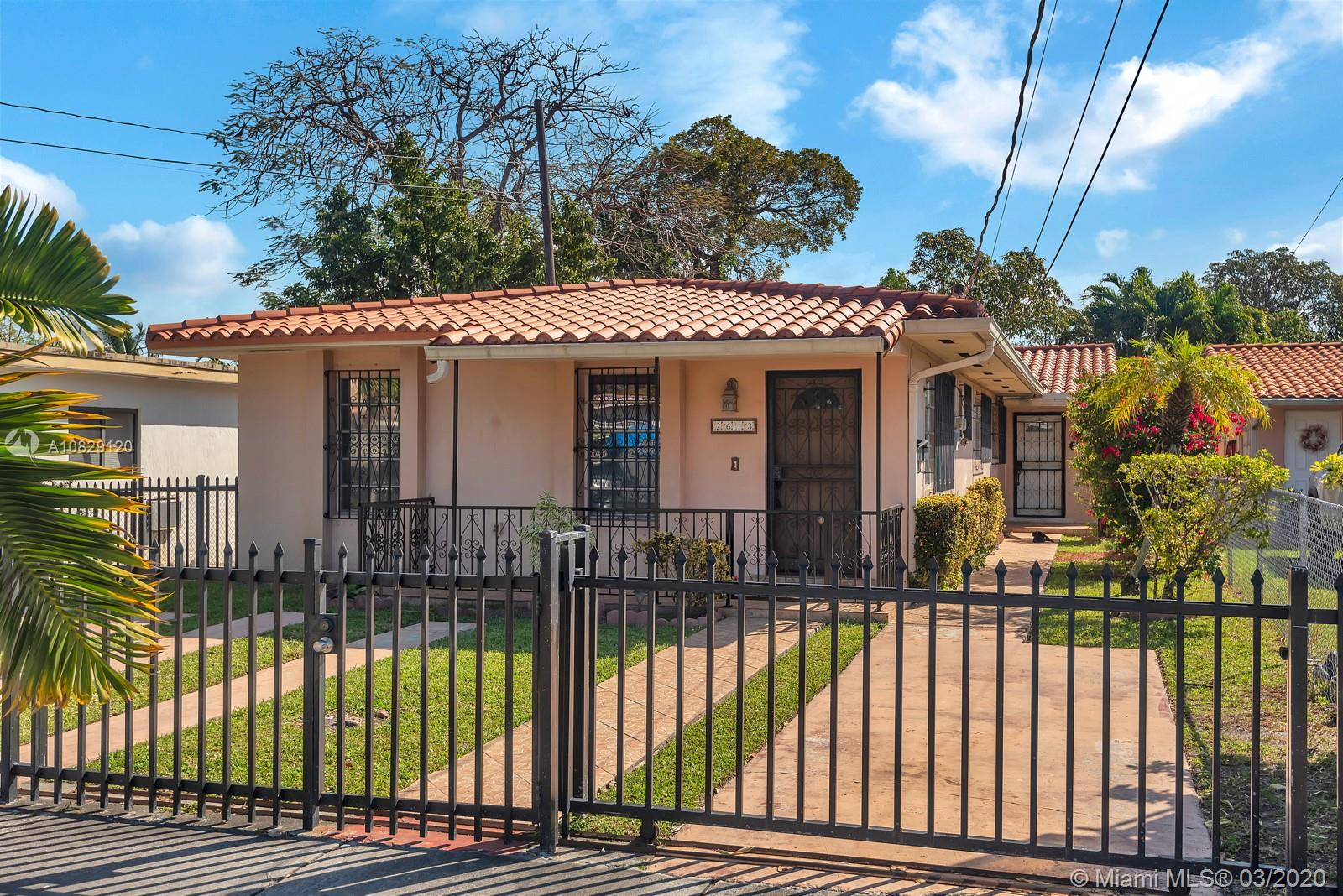 2613 SW 33rd Ct, Coral Gables in Miami-dade County County, FL 33133 Home for Sale