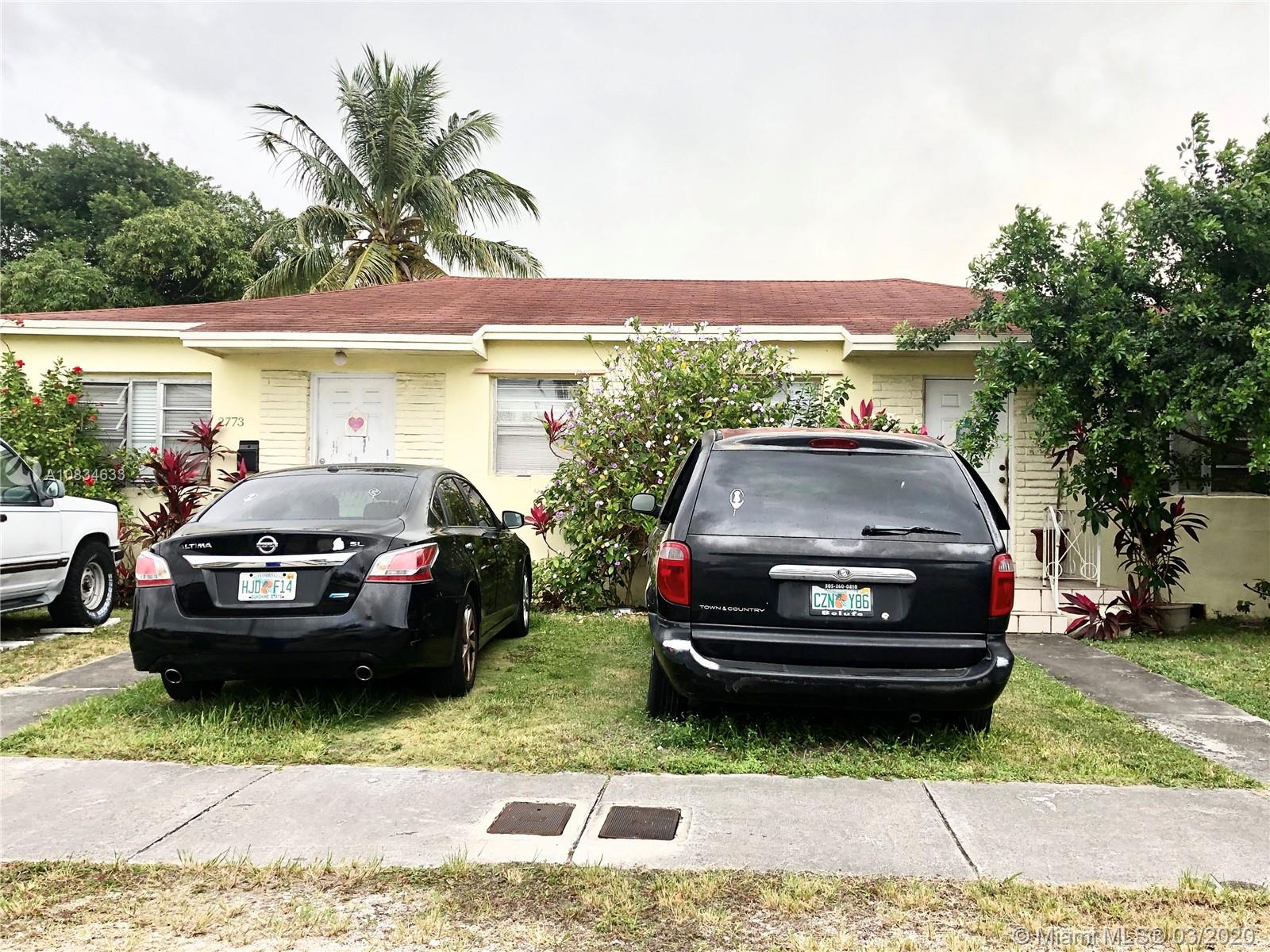 2773 SW 34th Ct, Coral Gables in Miami-dade County County, FL 33133 Home for Sale