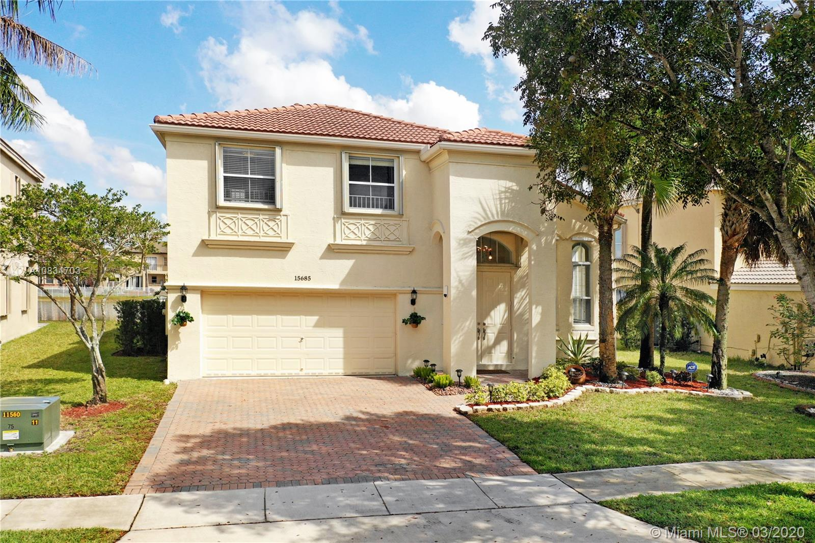 Miramar Homes for Sale -  Waterfront,  15685 SW 52nd Ct