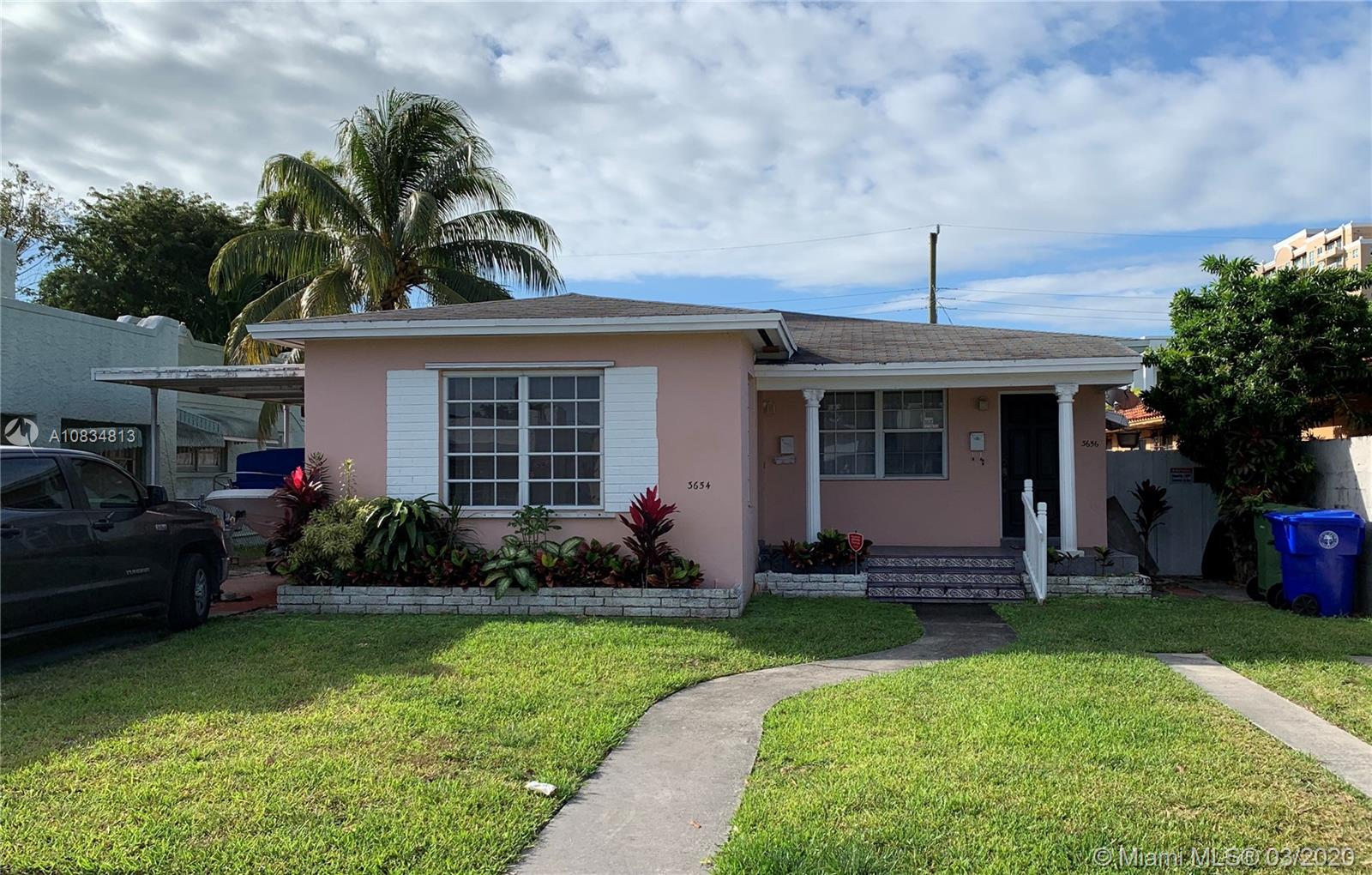 3654 SW 25th Ter, Coral Gables in Miami-dade County County, FL 33133 Home for Sale