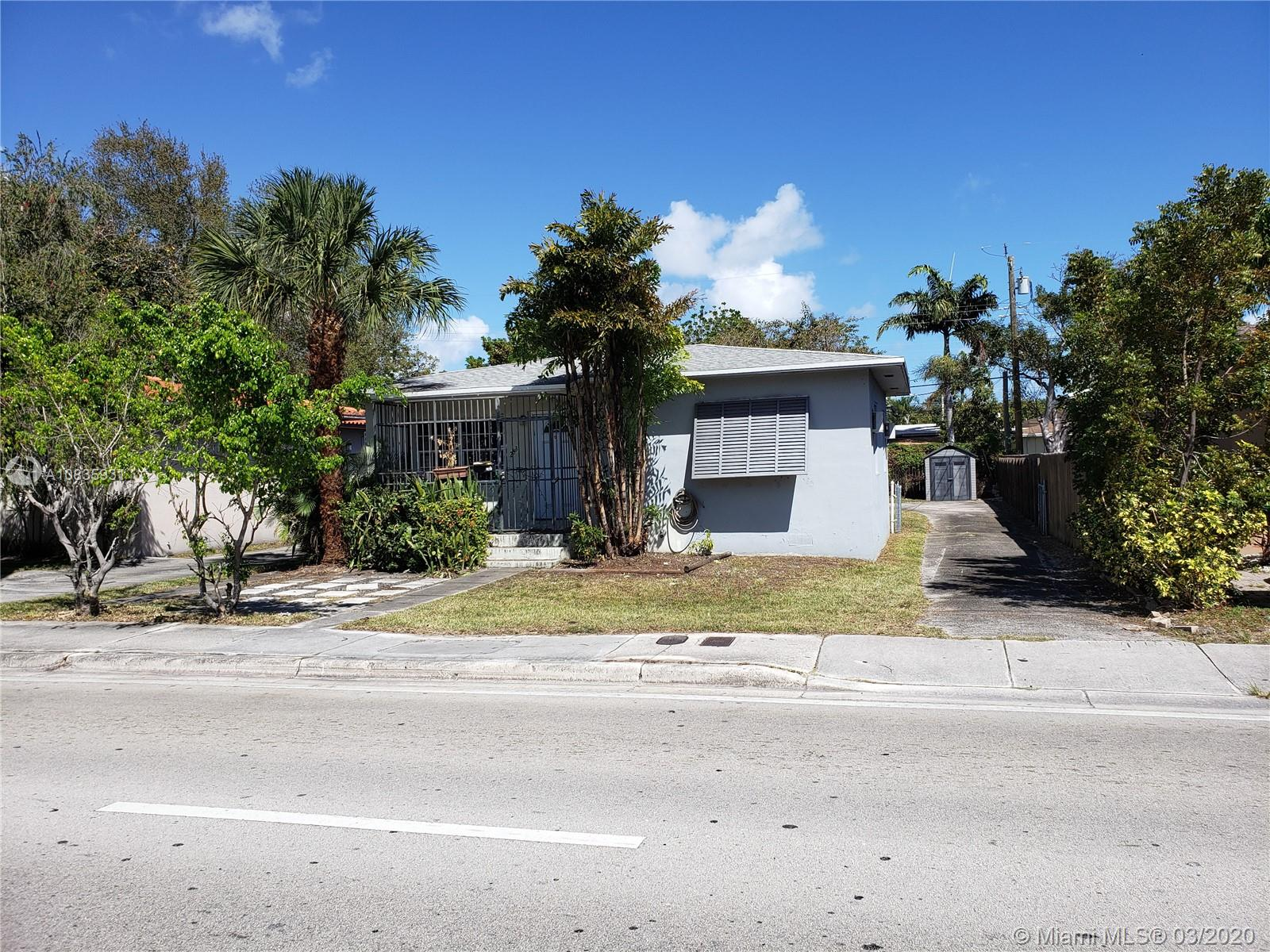 2831 SW 37th Ave, Coral Gables in Miami-dade County County, FL 33133 Home for Sale