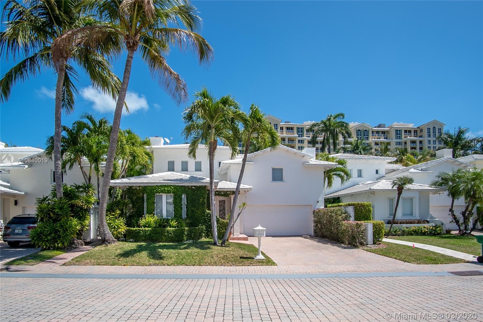 4 Coconut Ln, Key Biscayne, Florida