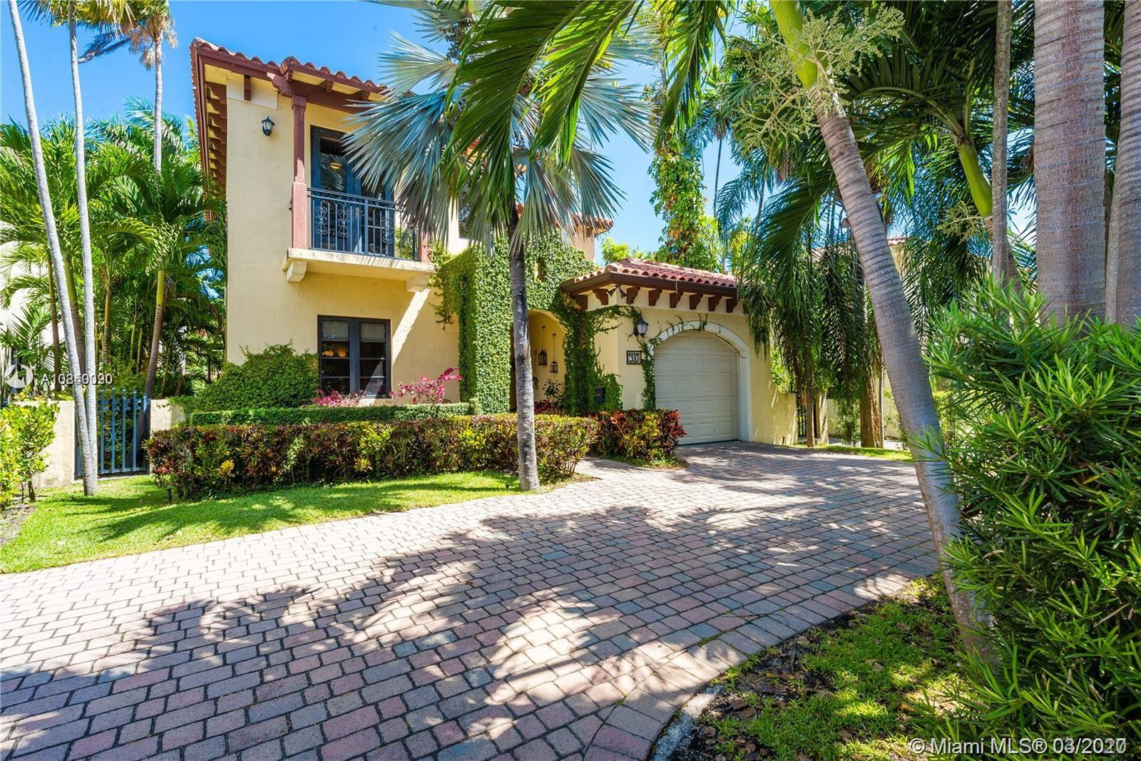 611 Bird Rd, Coral Gables in Miami-dade County County, FL 33146 Home for Sale