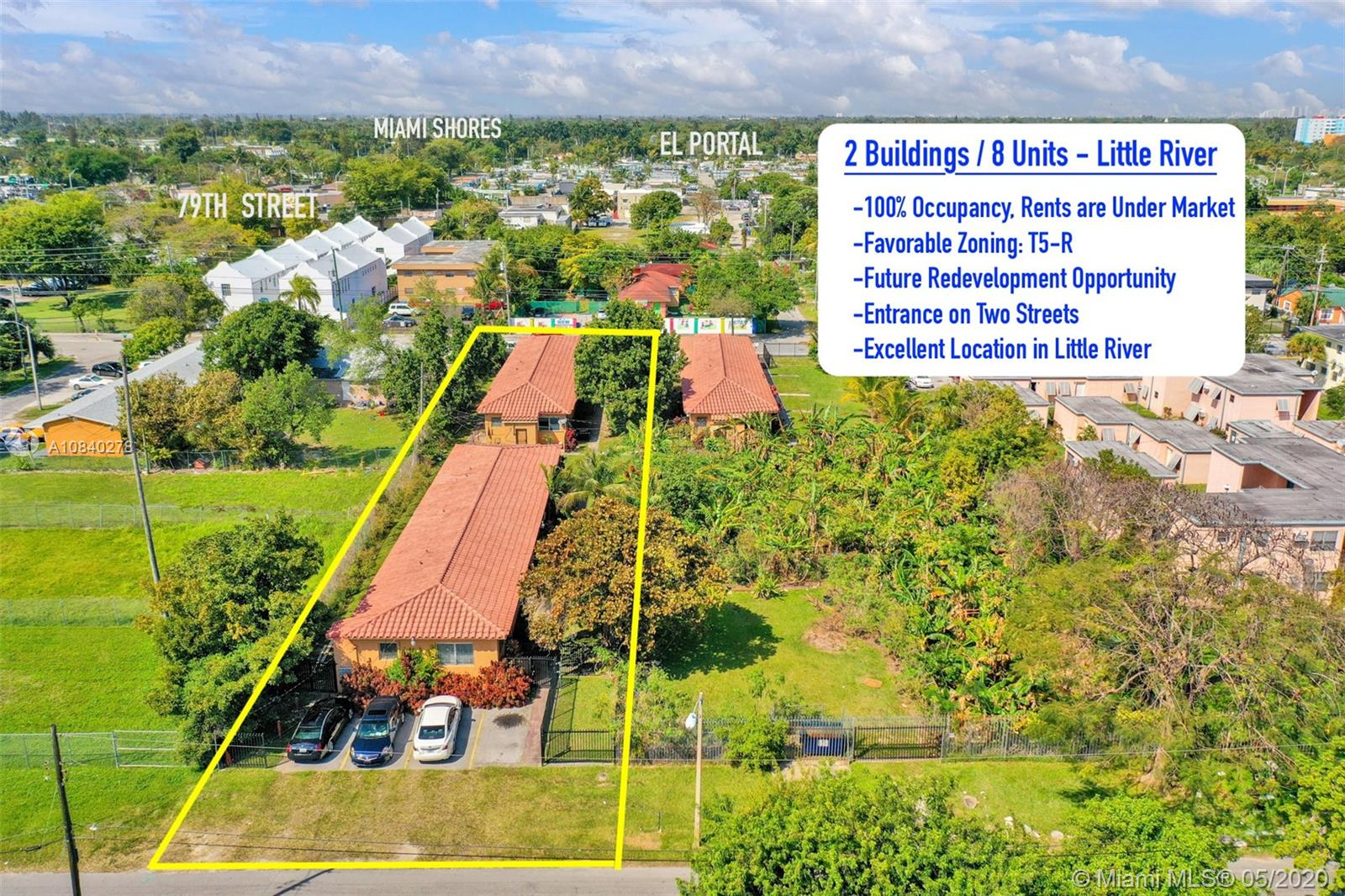 111 NW 76th St, Miami Shores, Florida