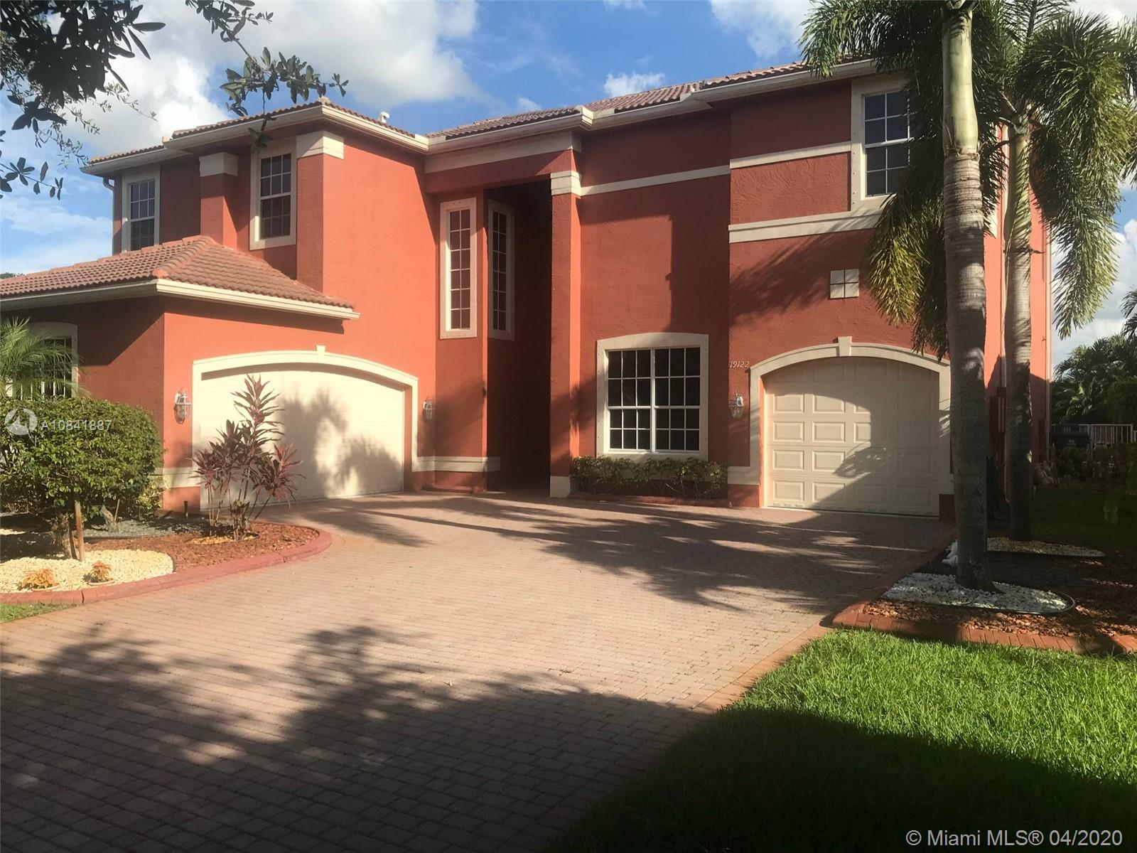 19122 SW 55 St, Miramar, Florida 5 Bedroom as one of Homes & Land Real Estate