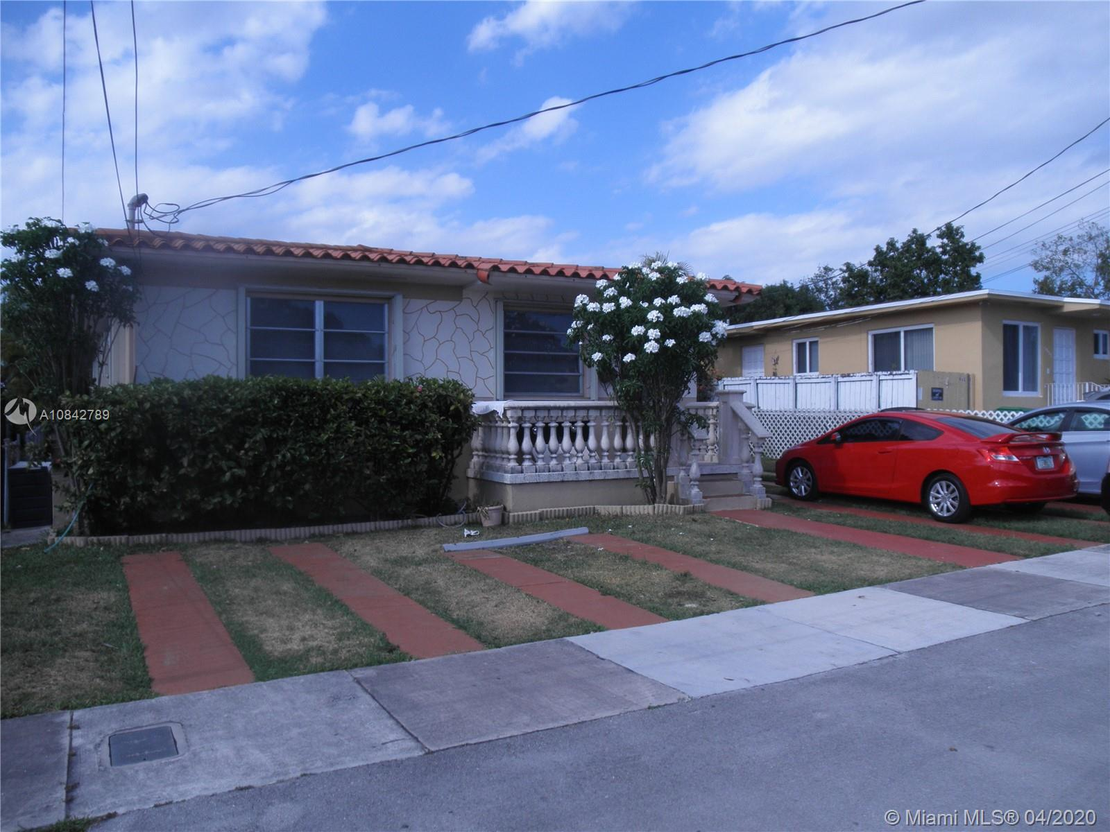 3037-3039 SW 17th St, Coral Gables in Miami-dade County County, FL 33145 Home for Sale