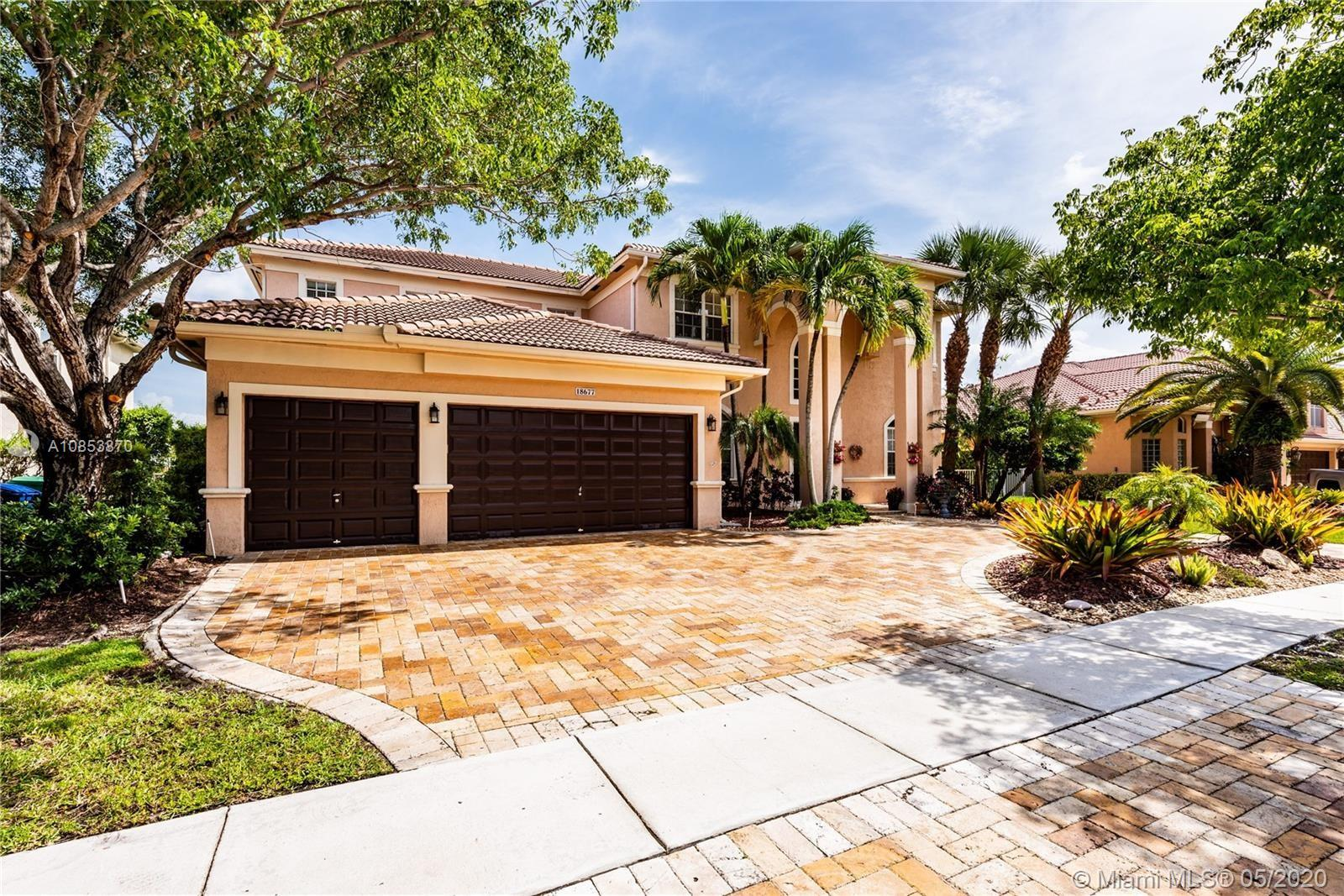 18677 SW 24th St, Miramar, Florida