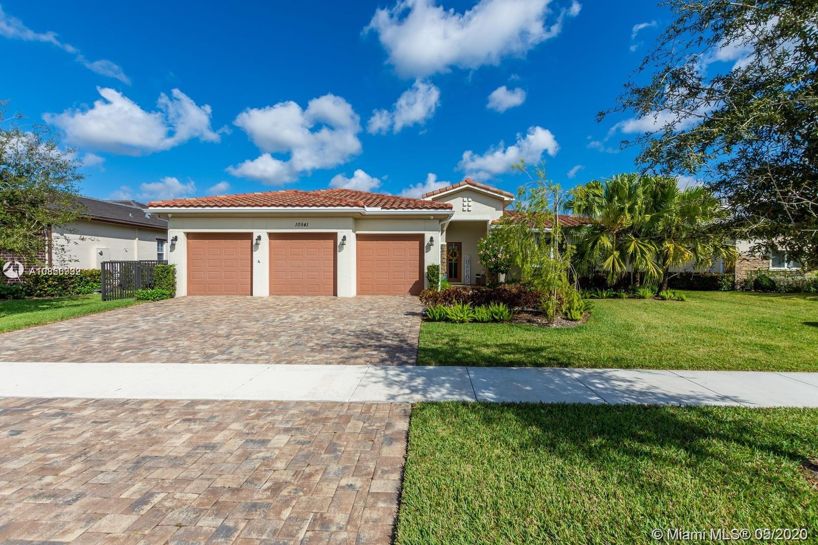 10541 Marin Ranches Dr, one of homes for sale in Cooper City