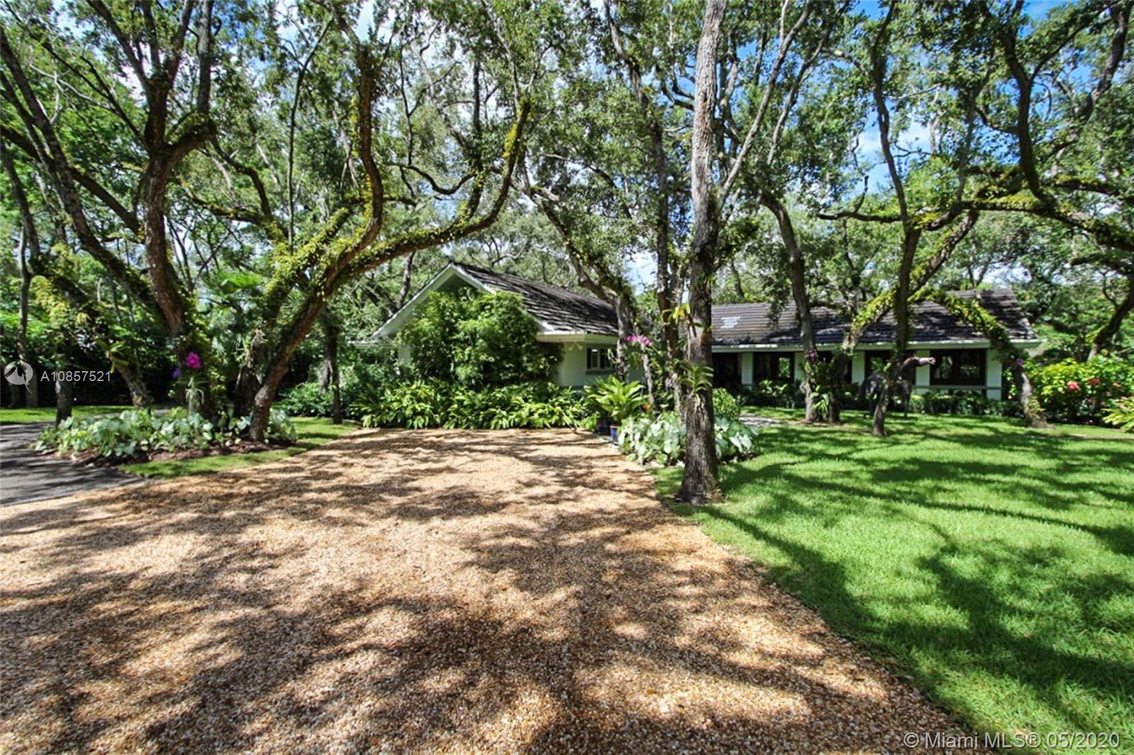 10400 Coral Creek Rd, Coral Gables in Miami-dade County County, FL 33156 Home for Sale