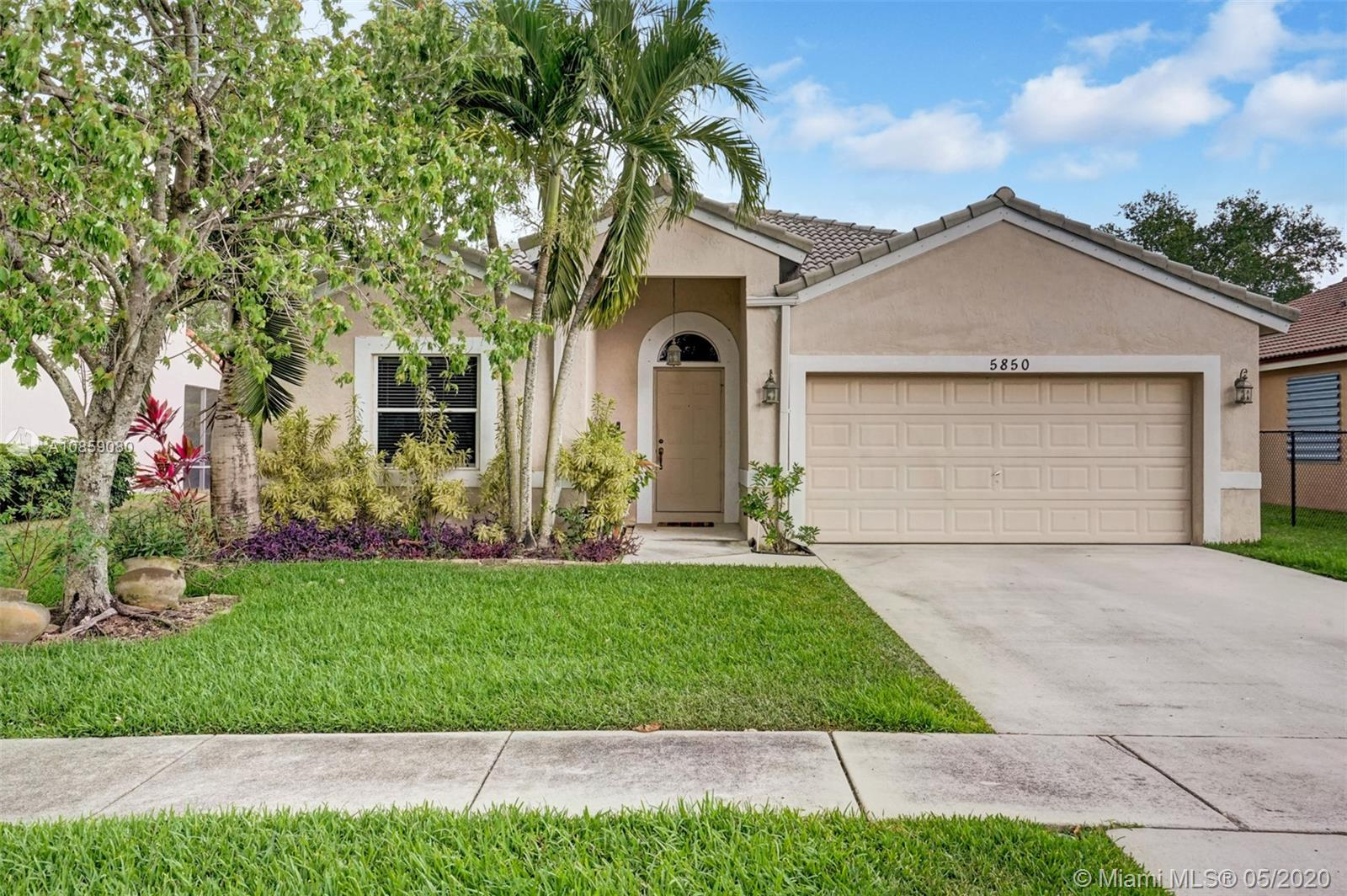 5850 SW 102nd Ave, Cooper City, Florida