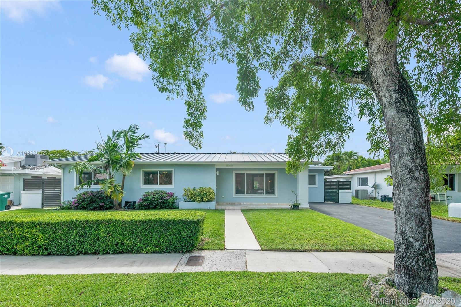 8300 SW 62nd Ct, Coral Gables in Miami-dade County County, FL 33143 Home for Sale