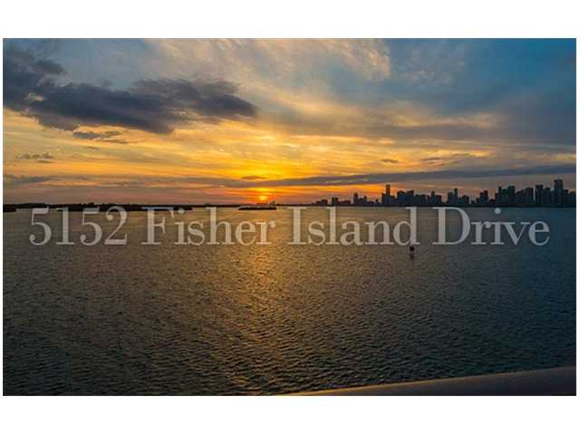 5152 Fisher Island Dr, Miami Beach, FL 33109