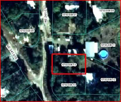 NE 241st Ct, Fort McCoy, FL 32134