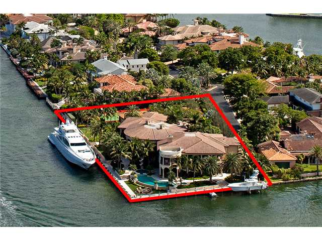 Single Family Home for Sale, ListingId:32138253, location: 5 HARBORAGE ISLE DR Ft Lauderdale 33316