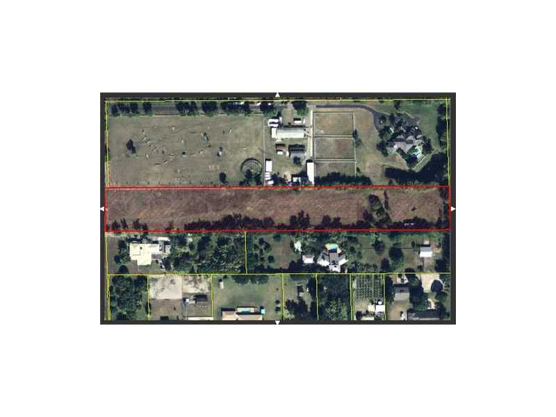 4.95 acres in Southwest Ranches, Florida