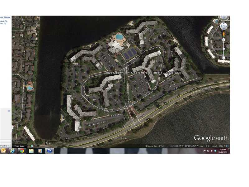 1001 Colony Point County Road # 316, Pembroke Pines, FL 33026