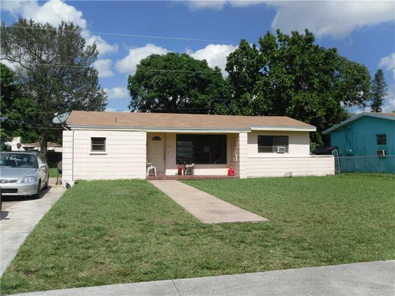 1351 Nw 95th St, Miami, FL 33147