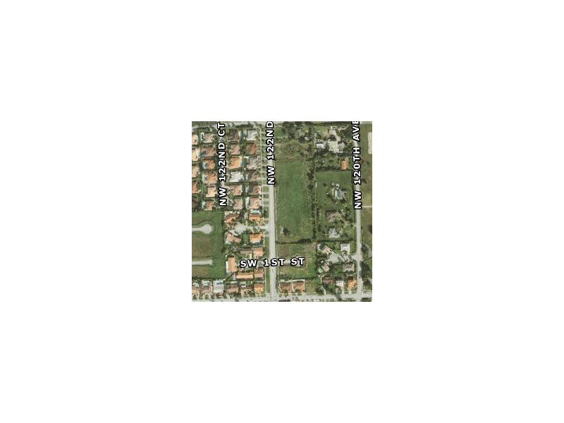 4.22 acres in Miami, Florida