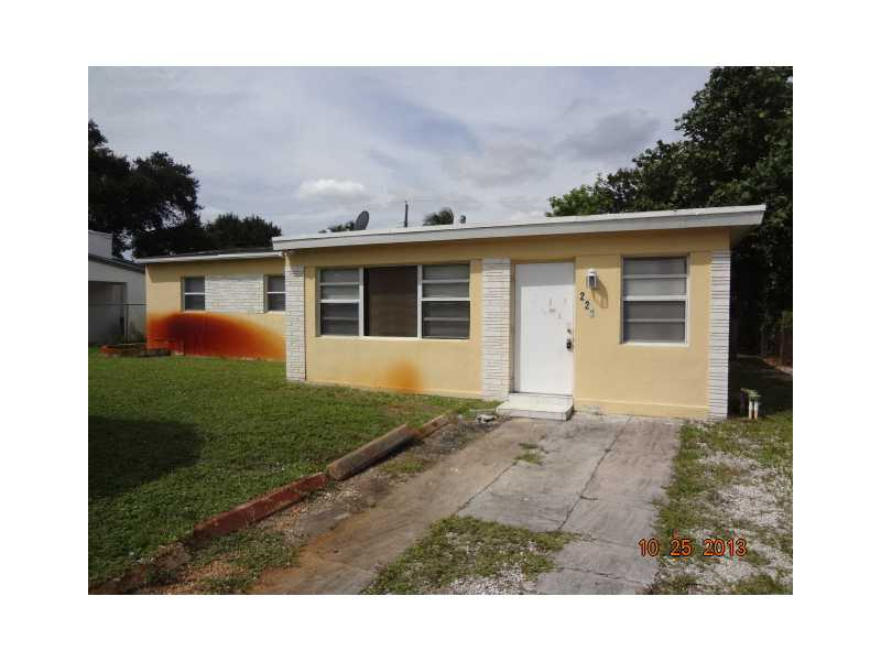 223 Sw 21st Way, Fort Lauderdale, FL 33312