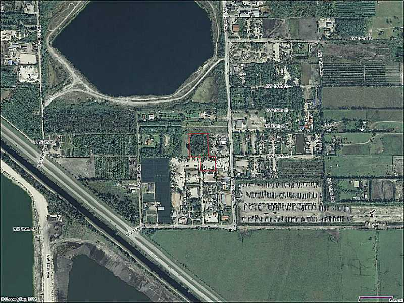 3 acres Miami, FL