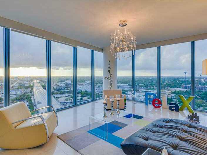 601 NE 36 St # 1801, Miami, FL 33137