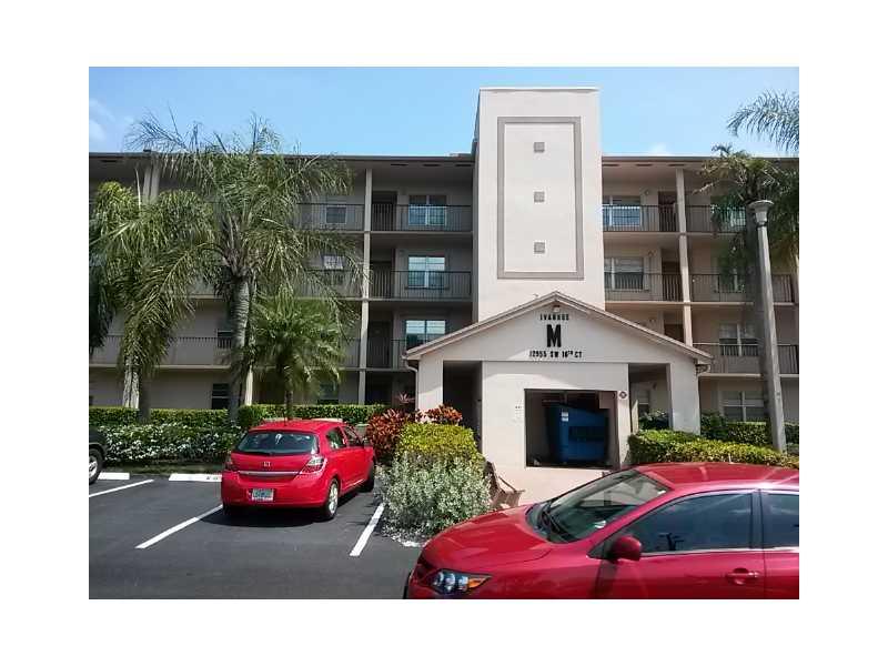 12955 SW 16th Ct # M411, Hollywood, FL 33027
