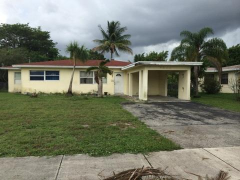 4266 Nw 2nd St, Plantation, FL 33317