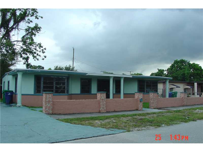 Rental Homes for Rent, ListingId:29664611, location: 2430 NW 159 ST Opa Locka 33054
