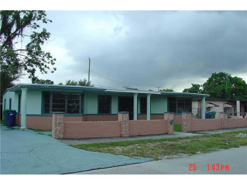 Rental Homes for Rent, ListingId:29664611, location: 2430 Northwest 159 ST Opa Locka 33054