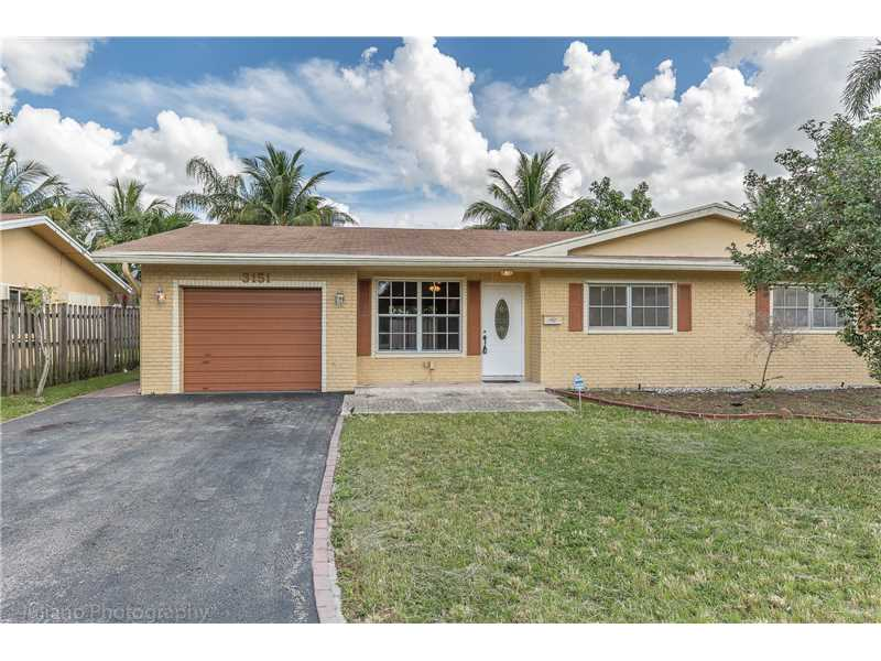 3151 Nw 69th St, Fort Lauderdale, FL 33309
