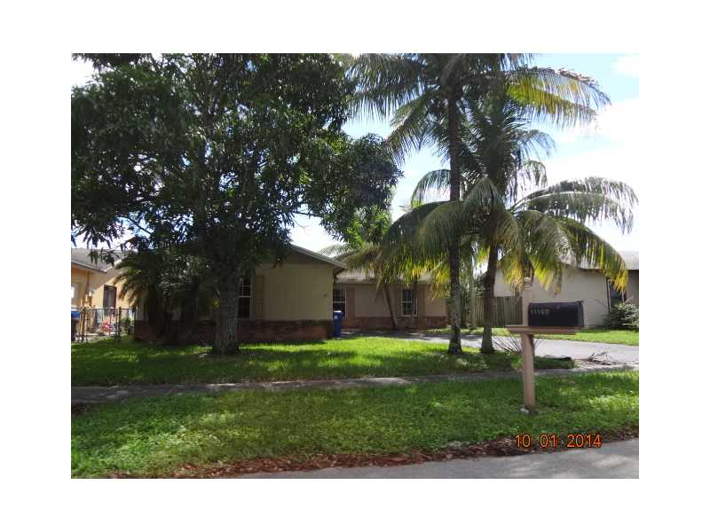 11160 Nw 27th Pl, Fort Lauderdale, FL 33322