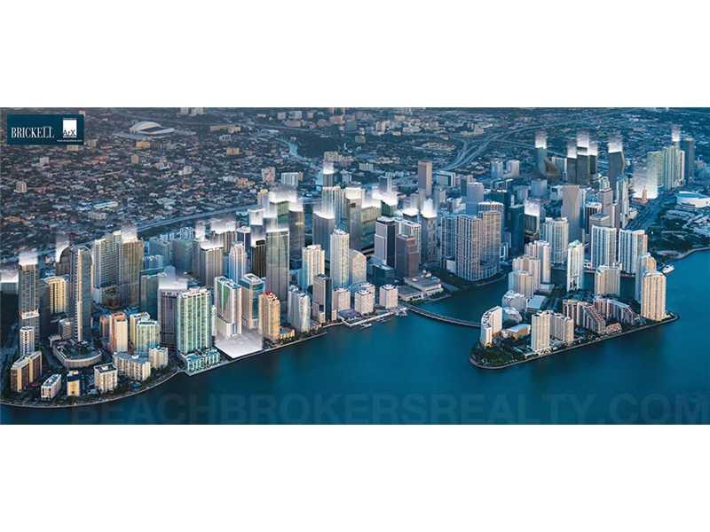 485 Brickell Ave # 3806, Miami, FL 33131