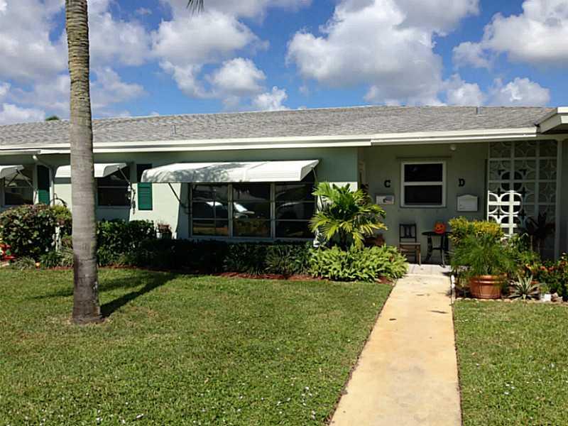 557 High Point Dr # C, Delray Beach, FL 33445
