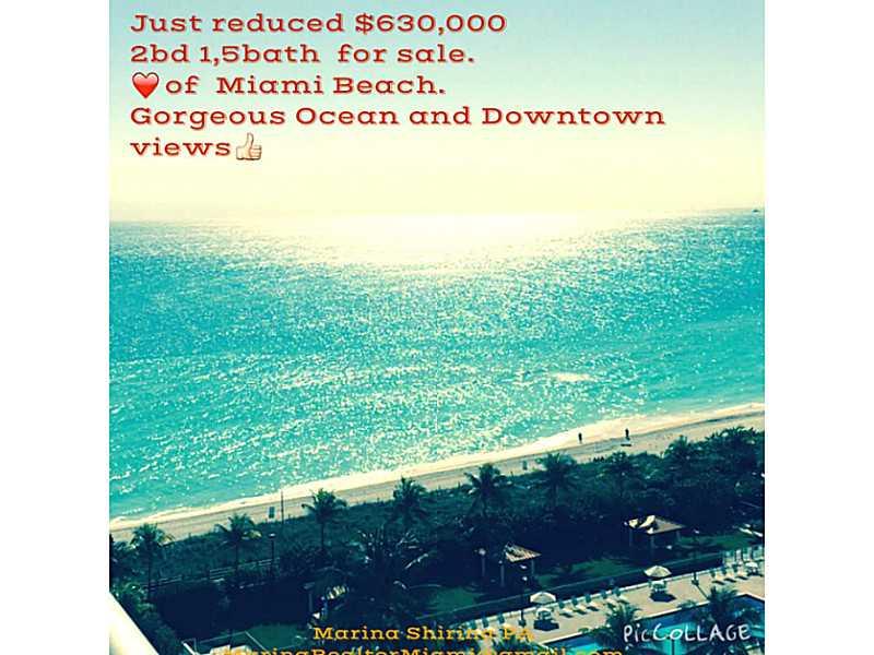 Real Estate for Sale, ListingId: 33271476, Miami Beach,FL33140