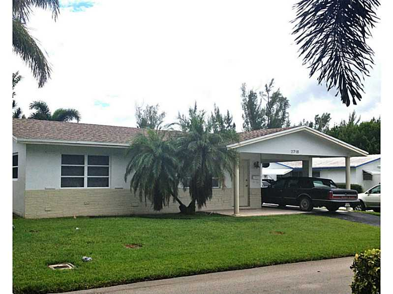 2718 Nw 54th St, Fort Lauderdale, FL 33309
