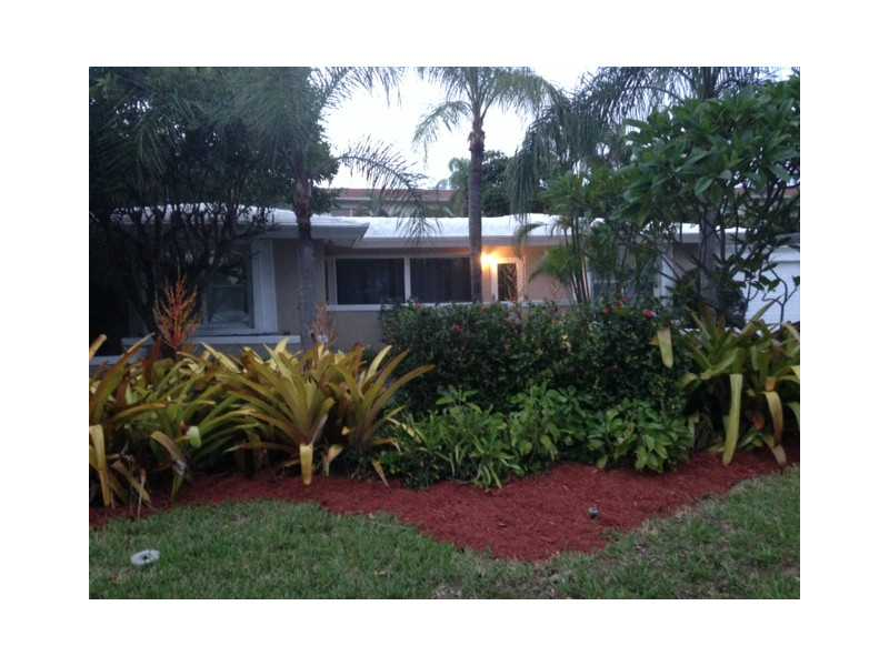 One of Fort Lauderdale Beach 3 Bedroom Homes for Sale