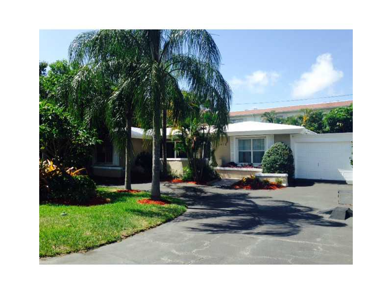 Rental Homes for Rent, ListingId:30681156, location: 2415 Northeast 8TH ST Ft Lauderdale 33304