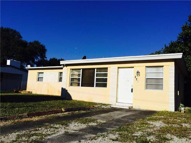 223 Sw 21st Way, Fort Lauderdale, FL 33312
