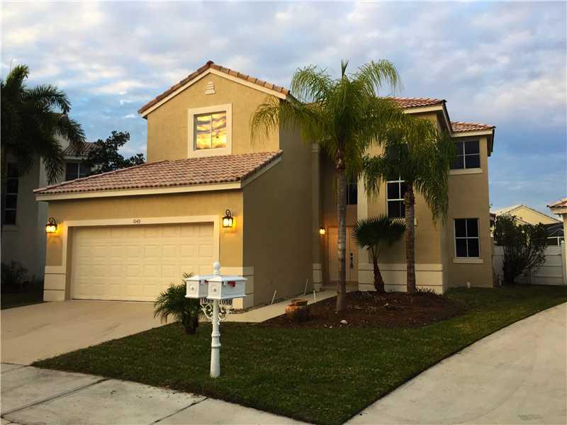 1049 Thistle Creek Ct, Fort Lauderdale, FL 33327