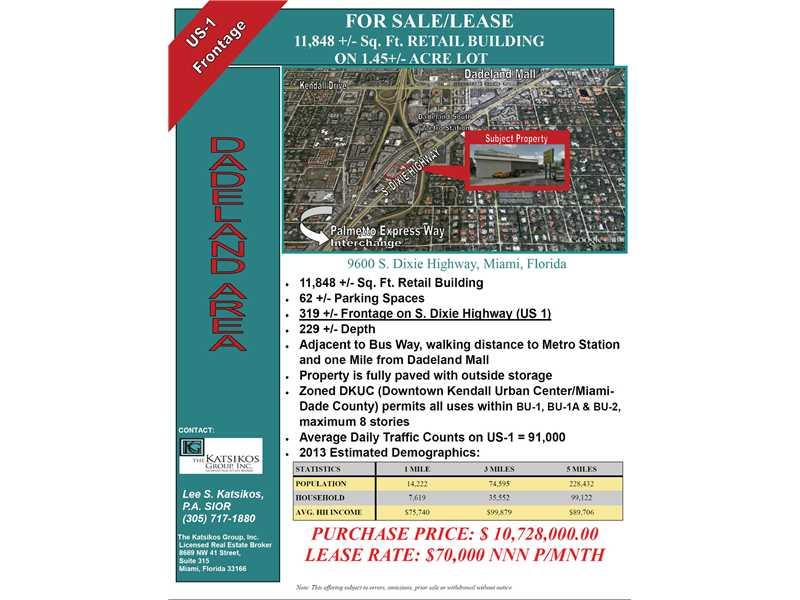 Real Estate for Sale, ListingId: 30979349, Miami,FL33156