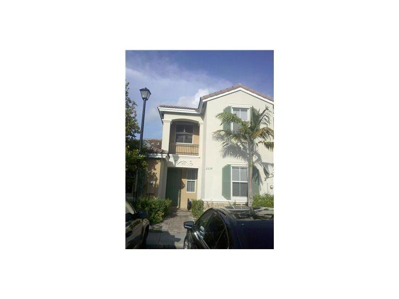 Rental Homes for Rent, ListingId:31318081, location: 2239 NE 42 AV Homestead 33033