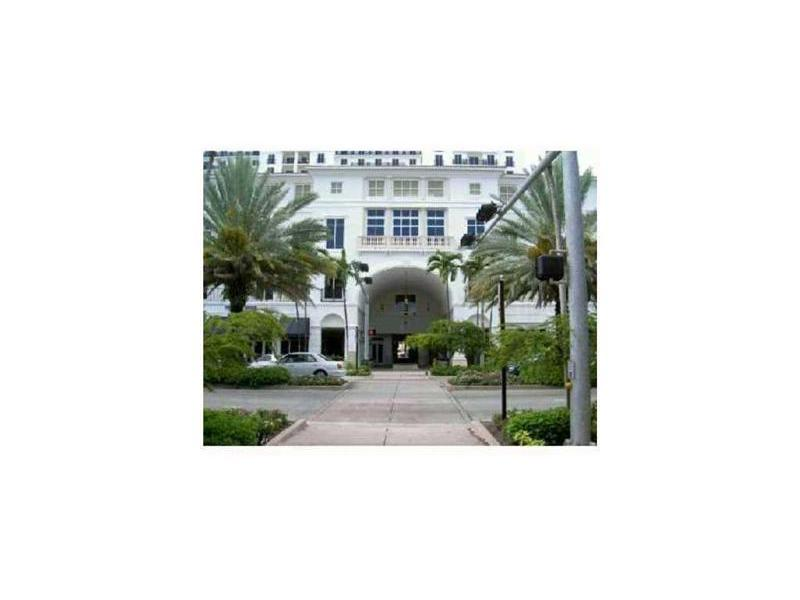 Rental Homes for Rent, ListingId:31291407, location: 10 ARAGON AV Coral Gables 33134