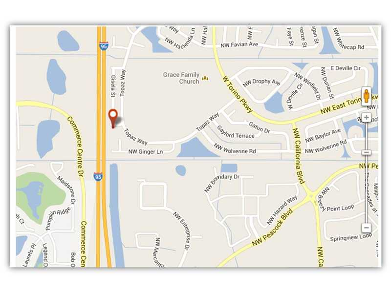 6144 Nw Hopkins Ave, Port St Lucie, FL 34986