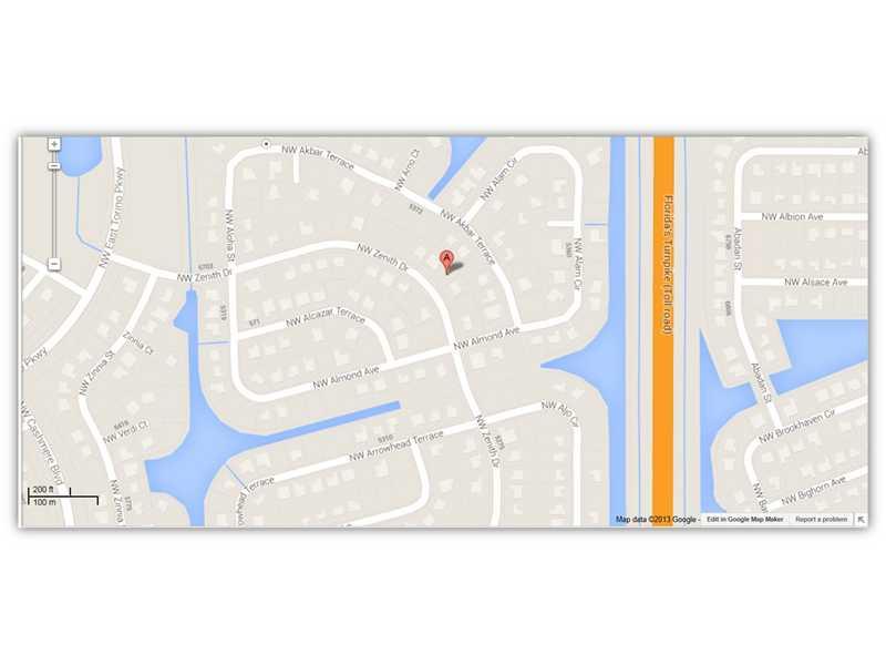5729 Nw Zenith Dr, Port St Lucie, FL 34986