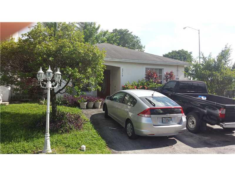 Rental Homes for Rent, ListingId:31309070, location: 2716 NW 199 LN Miami Gardens 33056